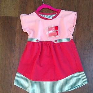 NWT Hanna Andersson Toddler Girl Dress